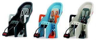 Fotelik rowerowy GUPPY Maxi RS FF