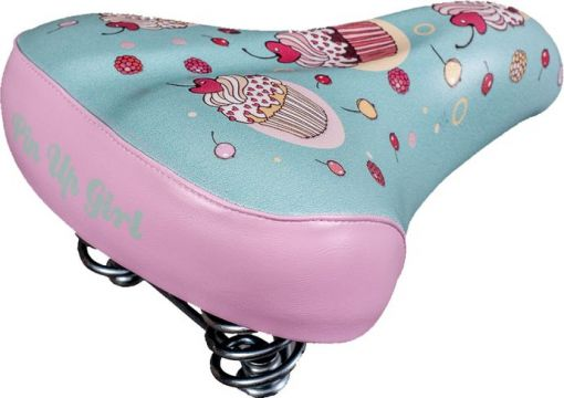 Siodełko rowerowe Pin Up Girl MUFFINY