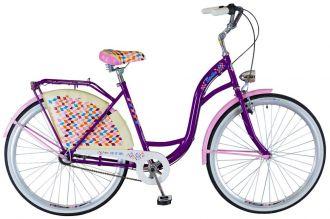 Rower miejski Pin Up Girl STELLA Evo