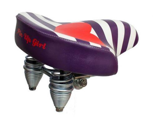 Siodełko rowerowe Pin Up Girl HART --- MODEL 2015 !!!