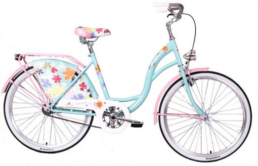 Rower miejski Pin Up Girl SUZEE Evo