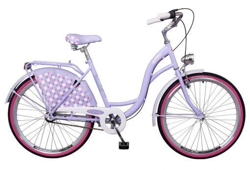 Rower miejski Pin Up Girl JESSI Evo LE