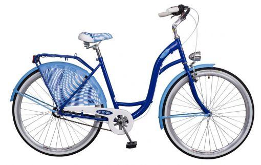 Rower miejski Pin Up Girl GINA Evo LE