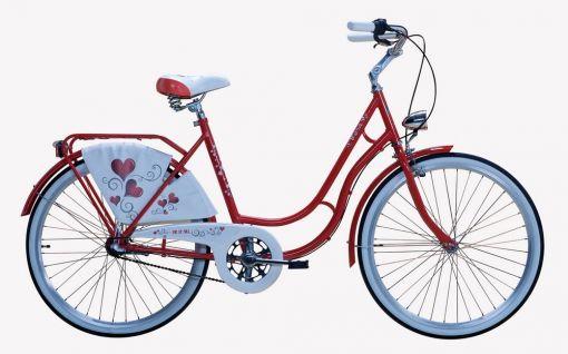 Rower miejski Pin Up Girl VERA