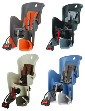 Fotelik rowerowy BILBY RS