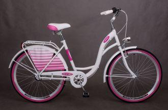 Rower miejski Pin Up Girl JASMINE LE
