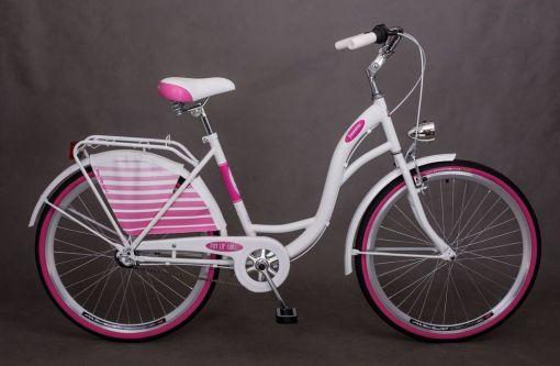 Rower miejski Pin Up Girl JASMINE Evo LE