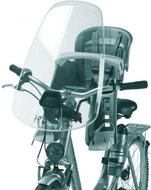 Szyba przednia do roweru - uniwersalna