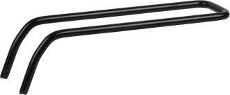 Stelaż metalowy długi do mocowania fotelika przedniego