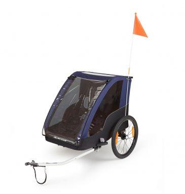 Przyczepka rowerowa z wózkiem spacerowym TRAILER